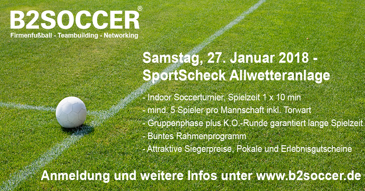 Facebook SportScheck Allwetteranlage